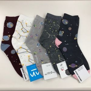 Accessories - Space Socks